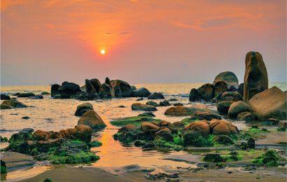 Cảnh đẹp như cổ tích ở biển Cổ Thạch Bình Thuận