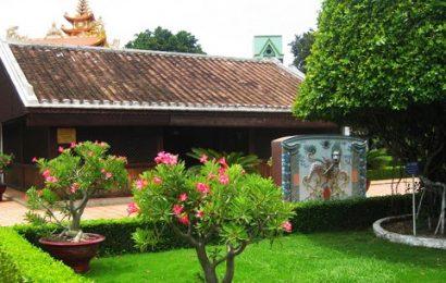 Khu di tích Dục Thanh Bình Thuận