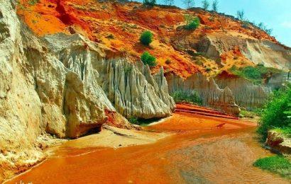 Suối Tiên Mũi Né – bức phù điêu của tự nhiên