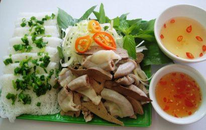 Bánh hỏi lòng heo Phú Long – Bình Thuận