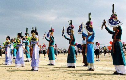 Lễ hội Po Dam Bình Thuận
