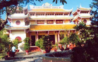 Thắng cảnh chùa Cổ Thạch Tuy Phong Bình Thuận