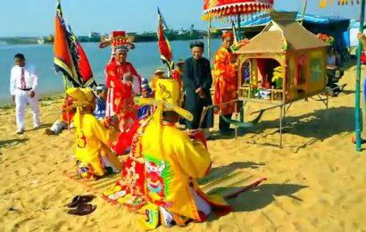 Lễ hội văn hóa: Lễ hội Cầu ngư ở Bình Thuận