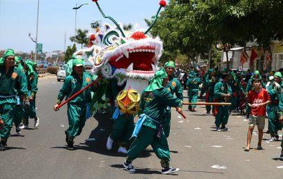 Lễ Hội Nghinh Ông Bình Thuận