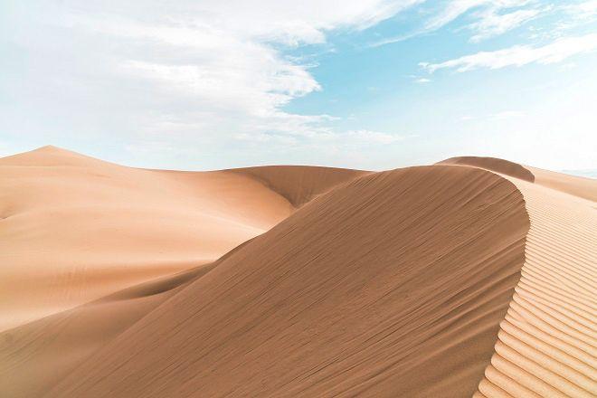 Du lịch đồi cát Mũi Né Đẹp Ngất Ngây Ở Bình Thuận